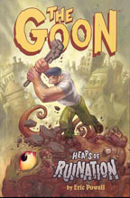 Image: Goon Vol. 03: Heaps of Ruination SC  -