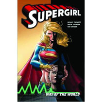 Image: Supergirl: Way of the World SC  - DC Comics