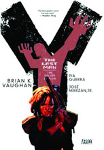 Image: Y the Last Man Deluxe ed. Vol. 02 HC  - DC-Vertigo