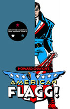 Image: American Flagg Definitive Collection Vol. 02 SC  - Image Comics