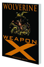 Image: Wolverine: Weapon X SC  (new printing) - Marvel Comics