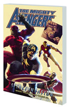 Image: Mighty Avengers Vol. 03: Secret Invasion Book 01 SC  - Marvel Comics