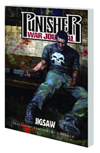 Image: Punisher War Journal Vol. 04: Jigsaw SC  - Marvel Comics
