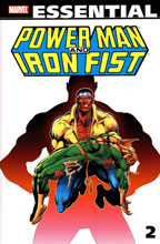 Image: Essential Power Man and Iron Fist Vol. 02 SC  - Marvel Comics