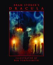 6286652159c Image  Bram Stoker s Dracula - Illustrated by Ben Templesmith HC - IDW  Publishing