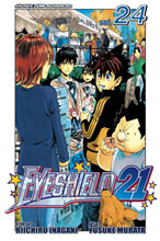 Image: Eyeshield 21 Vol. 24 SC  - Viz Media LLC
