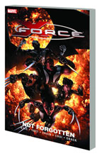 Image: X-Force Vol. 03: Not Forgotten SC  - Marvel Comics