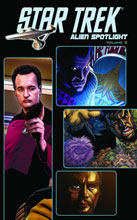 Image: Star Trek: Alien Spotlight Vol. 02 SC  - IDW Publishing
