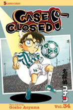 Image: Case Closed Vol. 34 SC  - Viz Media LLC