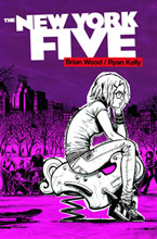 Image: New York Five #3 - DC Comics - Vertigo