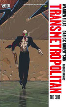 Image: Transmetropolitan Vol. 09: The Cure SC  (new edition) - DC Comics - Vertigo