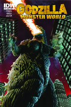 Image: Godzilla: Kingdom of Monsters #1 - IDW Publishing