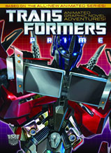 Image: Transformers Prime: A Rising Darkness SC  - IDW Publishing