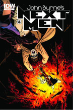 Image: John Byrne's Next Men #4 - IDW Publishing