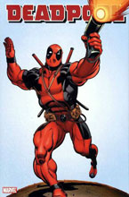 Image: Deadpool Vol. 01 HC  - Marvel Comics