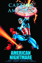 Image: Captain America: American Nightmare HC  - Marvel Comics