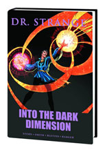 Image: Dr. Strange: Into the Dark Dimension HC  - Marvel Comics