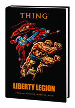 Image: Thing: Liberty Legion HC  - Marvel Comics