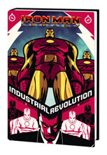 Image: Iron Man: Industrial Revolution HC  - Marvel Comics