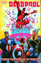 Image: Deadpool Vol. 05: What Happened in Vegas SC  - Marvel Comics
