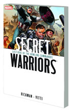 Image: Secret Warriors Vol. 04: Last Ride of the Howling Commandos SC  - Marvel Comics