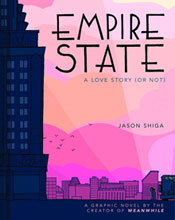 Image: Empire State: A Love Story or Not SC  - Abrams Comicarts