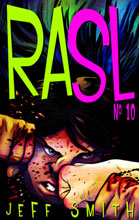 Image: Rasl #10 - Cartoon Books