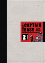 Image: Captain Easy, Soldier of Fortune Vol. 02: 1936-1937 HC  - Fantagraphics Books