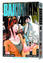 Image: Bakuman Vol. 04 SC  - Viz Media LLC