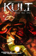 Image: Paradox Entertainment Presents: Kult SC  - Dark Horse