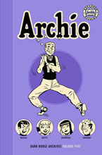 Image: Archie Archives Vol. 05 HC  - Dark Horse