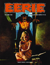 Image: Eerie Archives Vol. 10 HC  - Dark Horse