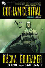 Image: Gotham Central Book 04: Corrigan SC  - DC Comics