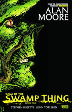 Image: Saga of the Swamp Thing Book 01 SC  - DC Comics - Vertigo