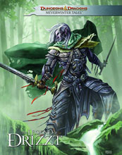 Image: Dungeons & Dragons: The Legend of Drizzt - Neverwinter Tales HC  - IDW Publishing