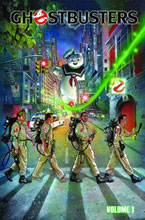 Image: Ghostbusters Vol. 01: The Man from the Mirror SC  - IDW Publishing