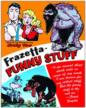 Image: Frazetta - Funny Stuff HC  - IDW Publishing