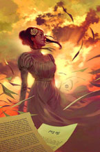 Image: Northanger Abbey #5 - Marvel Comics