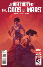 Image: John Carter: Gods of Mars #1 - Marvel Comics