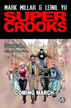 Image: Supercrooks #1 - Marvel Comics