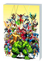 Image: Avengers Assemble: An Oral History of Earth's Mightiest Heroes SC  - Marvel Comics