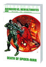 Image: Ultimate Comics Avengers vs. New Ultimates: Death of Spider-Man SC  - Marvel Comics