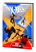 Image: X-Men Season One HC  - Marvel Comics