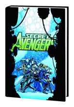Image: Secret Avengers: Run the Mission, Don't Get Seen, Save the World HC  - Marvel Comics