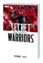 Image: Secret Warriors Vol. 06: Wheels Within Wheels SC  - Marvel Comics