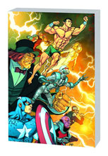 Image: Thunderbolts: Great Escape SC  - Marvel Comics