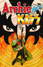 Image: Archie Meets Kiss Collectors Edition HC  - Archie Comic Publications