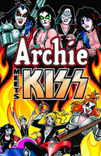 Image: Archie Meets Kiss SC  - Archie Comic Publications