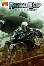 Image: Robocop: Road Trip #4 - D. E./Dynamite Entertainment