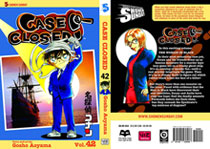 Image: Case Closed Vol. 42 SC  - Viz Media LLC